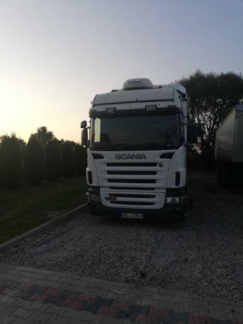 Scania  z hydraulika