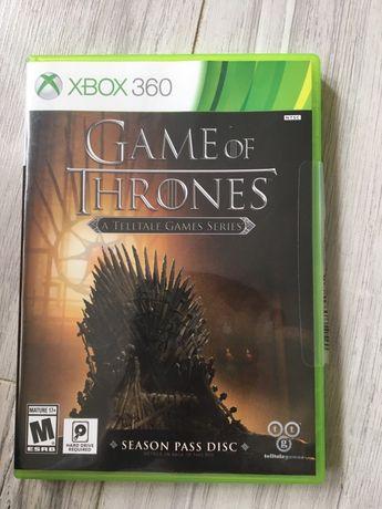 Gra ,, Game of thrones'' na Xbox 360