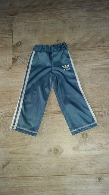 Spodnie dresowe Adidas rozmiar 92
