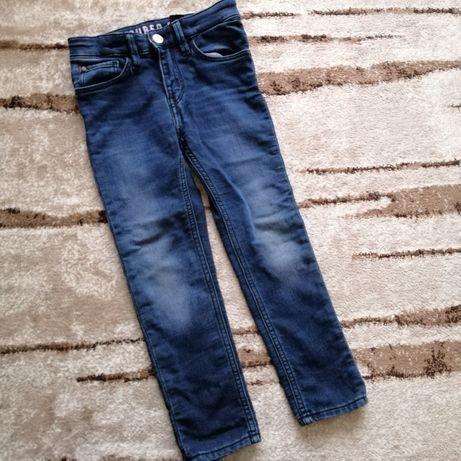 Джинсы H&M штаны стрейчевые мягкий джинс
