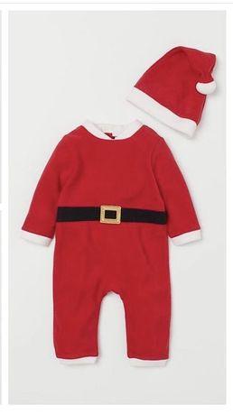 Новогодний костюм H&M+ новогодние тапочки в подарок