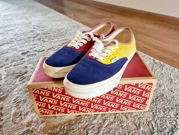 Sneakersy Vansy niskie