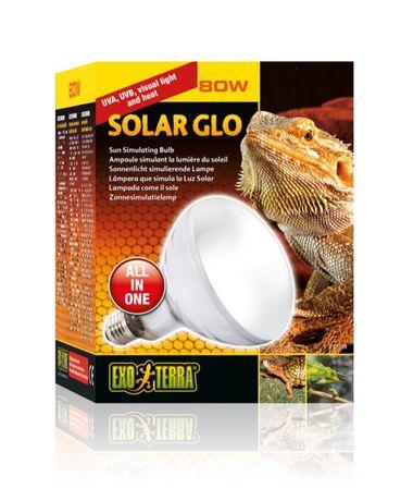 Exo Terra Żarówka Solar Glo 80W - Małe ZOO Płaskowickiej