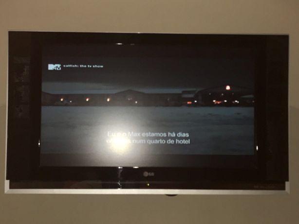 Televisao LCD marca LG