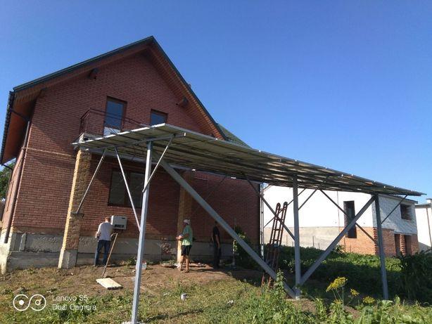 Сонячні електростанії, зелений тариф,30 Квт