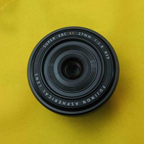 Obiektyw Fuji XF 27mm f/2.8 + gratis