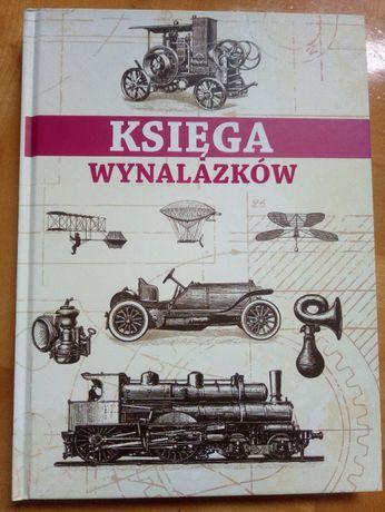 Nowa książka Księga wynalazków Wyd. Dragon