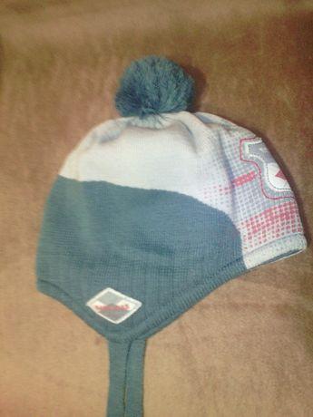 Дитяча шапка для хлопчика 48-50
