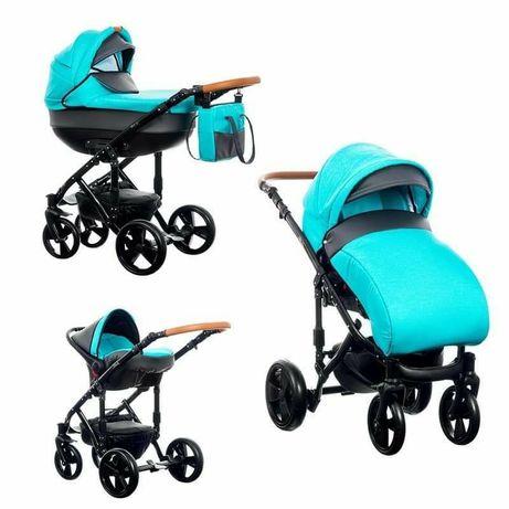 Wózek Melody 3w1