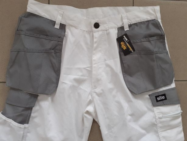 SITE Spodnie robocze workwear monterskie jak engelbert snickers W38 56