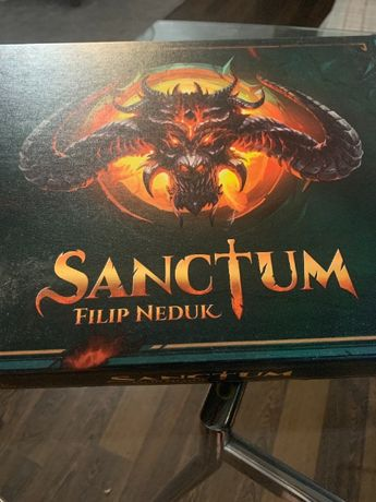 Sanctum (ENG) - complete board game