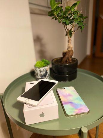 iPhone 8 Plus de 64gb branco livre de operadora