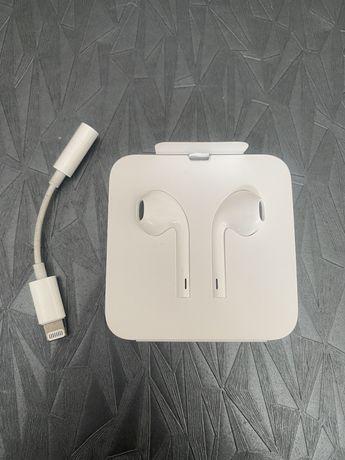 Sluchawki apple orginalne