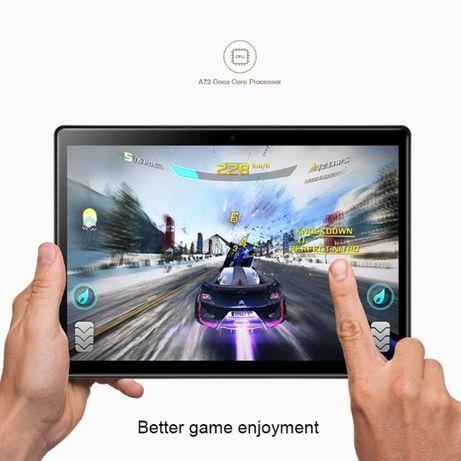 НОВЫЕ Планшеты Carbayta 6Gb/128Gb 10 дюймов android 8.1 3G 10ядер сим
