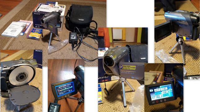 Kamera SONY DCR-DVD205E-używana