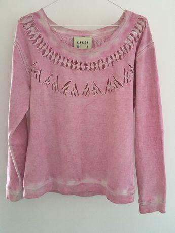 Oryginalna , fantasryczna bluza Karen By Simonsen,M,raz założona