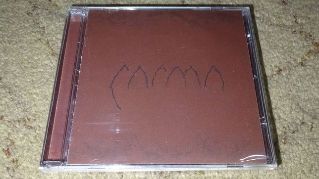 Carma CD Funeral Doom Black Metal Portugal Morte Luto