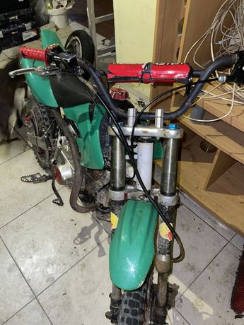 Moto pit bike 125ccc