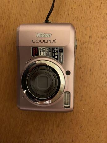 Aparat Nikon Coolpix L19