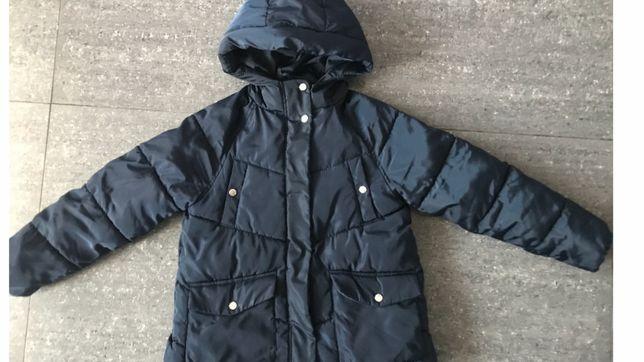 демисезонная куртка Zara на девочку 9-10 лет