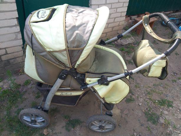 Детская коляска VIKTORIA