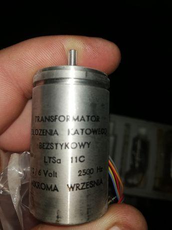 LTSa 11C Mikroma 12/6V 2500Hz transformator resolwer selsin