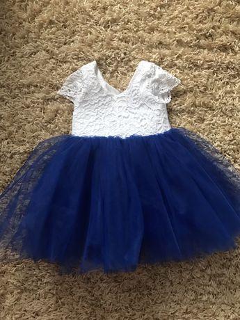 Платье на 6-12мес