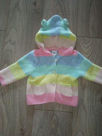 GAP sweter dziewczęcy