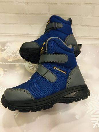 Нові ботинки сапоги термо omni heat оригінал columbia коламбія коламби