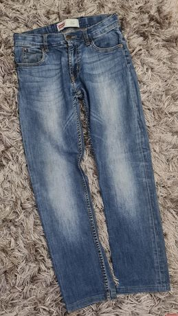 ~LEVIS~ 511 slim SPODNIE jeansowe dla chłopca rozm.152
