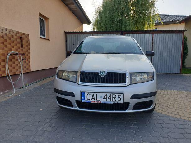 Skoda Fabia 1.2 Klimatyzacja Bogata Wersja Zadbana 2005 R 5-Drzwi !