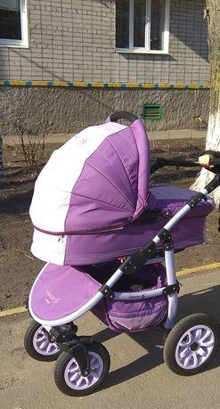 Продам дитячу коляску 2в1.Стан 4 з 5.