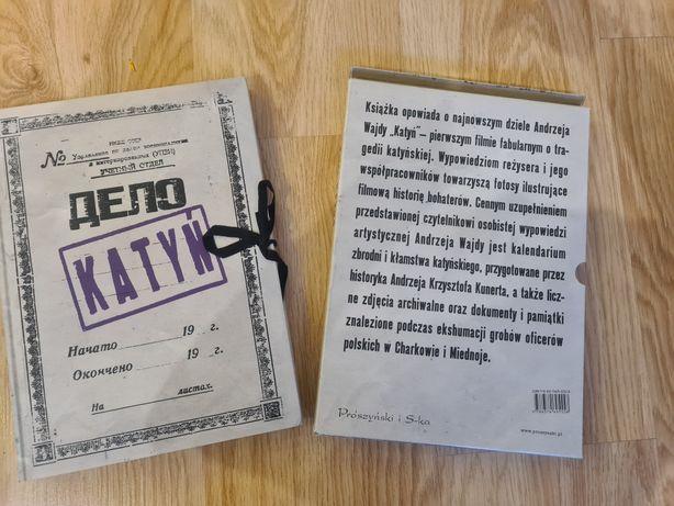 KATYŃ Andrzej Wajda album