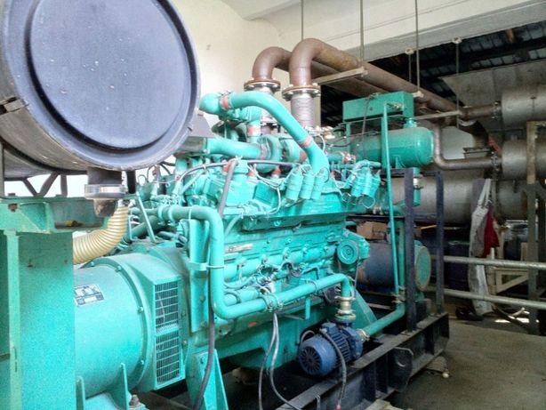 Agregat Prądotwórczy Gazowy 300 kw 350 400 kva Cumins Stamford NOWY