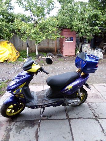 Продам скутер на ходу  Cpi Oliver sport