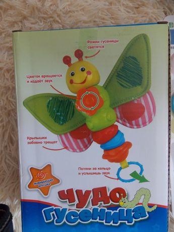 Развивающие игрушки 0+ Розвиваючі іграшки