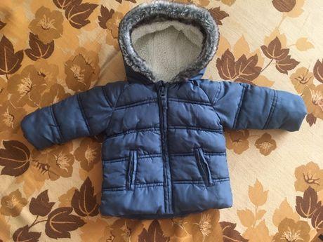 Куртка George осеняя демисезонная теплая