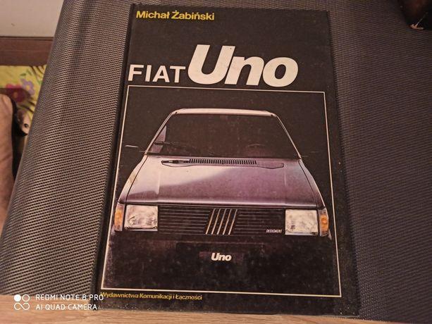 Skrócona instrukcja napraw fiat Uno