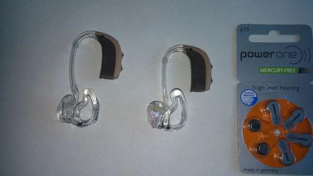Aparat słuchowy , nie używany