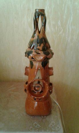 Продаю красивый и очень оригинальный светильник