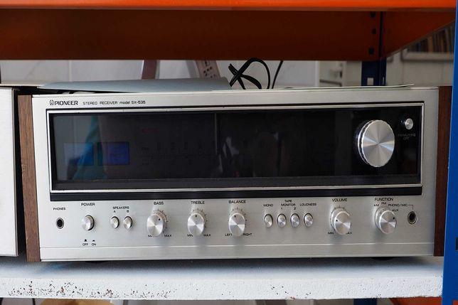 PIONNER  SX-535 Amplificadorde potência  com sintonizador avançado