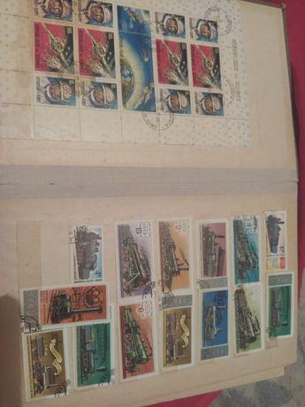 Продам марки с блоками