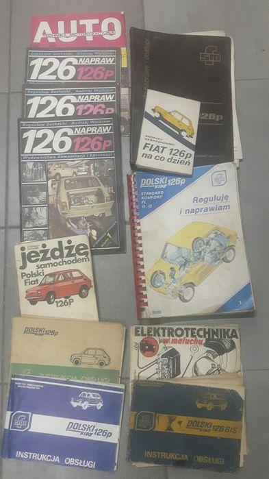 Instrukcje fiat 126 Luzino - image 1