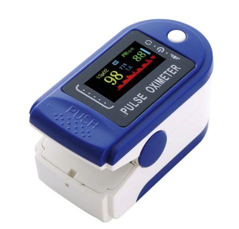 Pulsoksymetr medyczny napalcowy pulsometr