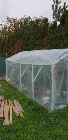 Namiot ogrodowy szklarnia 2x4m