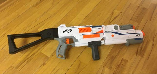 Nerf Mediator + lufa + kolba blasterparts