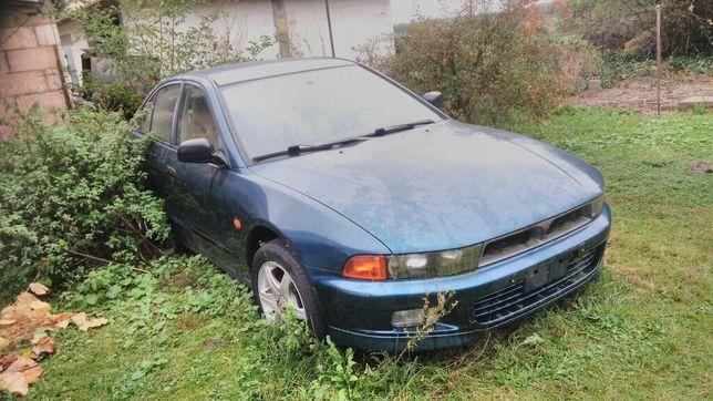Mitsubishi Galant 2.0 benzyna 98r. *Wszytskie części*