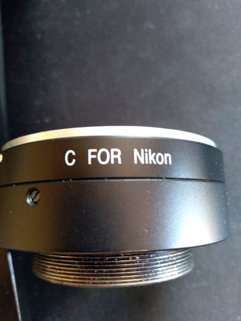 Adapter Nikon C Mount