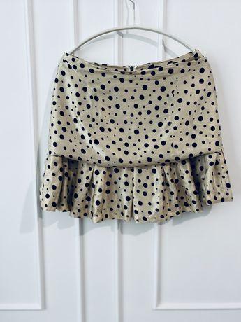 Шелковая юбка  Dolce&Gabana