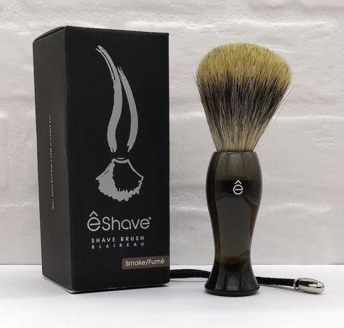 Pędzel do golenia eSHAVE Smoke - NOWY